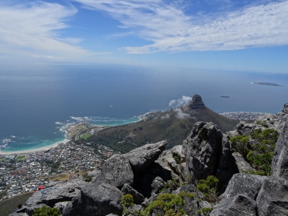 Table mountain - Lions head.JPG
